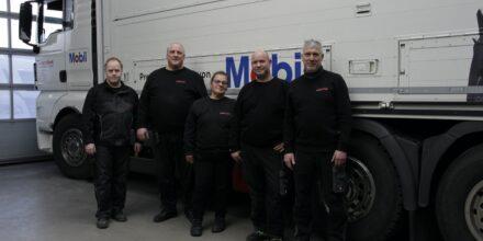 Logistik team